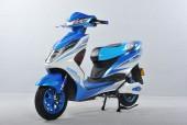 Sun Ra EM-10 Electric Bike with Front Disc Break