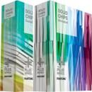 Pantone C & U Solid Chips GP1503 Plus Two Books Color Set