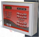 Auto Smoke Detector Panel with Backlight LCD Display