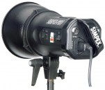 Simpex-Pro 3500 N Studio Flash Light with Tripod Stand