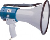 Show ER-66 Hand Mike 25W Megaphone with Built-in Siren