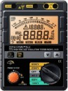 Kyoritsu 3125 Wide Range Large LCD Digital Insulation Tester