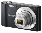 Sony Cyber-Shot 6x Zoom 20.1MP Digital Still Camera DSC-W810