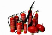 Fire Extinguisher ABC Type