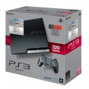 Sony PlayStation PS3 Gaming Console 320 GB