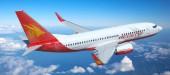 Dhaka - Kathmandu Nepal Round Trip Air Ticket Boeing 737-700
