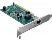 Trendnet TEG-PCITXR 2000 Mbps Gigabit Speed PCI LAN Adapter