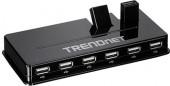 Trendnet TU2-H10 High Speed 480 Mbps 10-Port USB 2.0 Hub