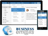 Simple Powerful 5 GB Storage Email for Small Businesses