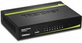 Trendnet TEG-S80g 8-Port Gigabit Unmanaged Metal LAN Switch