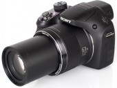Sony H400 20.1 MP 63x Optical Super Zoom Semi DSLR Camera