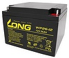 Long SMF 100 Ah Capacity Hi Duty Battery for IPS and UPS