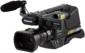 Panasonic HC-MDH2 Professional HD Video Camcorder 21x Zoom