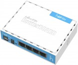 MikroTik hAP Lite 32MB RAM 4 LAN Wireless Home Routerboard