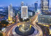 Jakarta Indonesia 4D 3N 3 Star Hotel 2 Pax Travel Package