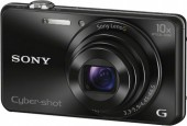 Sony WX220 Cyber-Shot 18.2MP 10x Zoom Wi-Fi Digital Camera