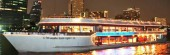 Bangkok River Cruse Ship Ticket 5 Hours with 200 Item Dinner