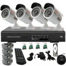 CCTV System Division IV-777 8 Channel 8 Night Vision Camera