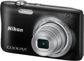 Nikon Coolpix S2900 20MP 5x Zoom Compact Digital Camera
