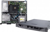 Dell PowerEdge R210 II Server 1U Rack Intel Xeon Processor
