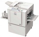 Ricoh Dx-2430 40-Sec First Print Digital Duplicator Machine