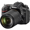 Nikon D7200 Wi-Fi NFC 24.2MP NIKKOR Zoom Lens DSLR Camera