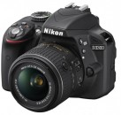 Nikon D3300 24.2MP CMOS DX NIKKOR 18-55mm Lens HDSLR