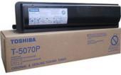 Toshiba T-5070 P/C Genuine Black Copier Toner Cartridge