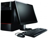 Desktop PC Core i3 2GB RAM 250GB HDD 17 Inch LED Monitor