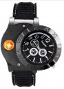 Huayue USB Creative Environmental Protection Lighter Watch