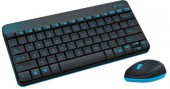 Logitech MK240 Wireless 2.4GHz Combo Keyboard and Mouse