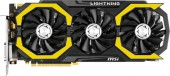 MSI GeForce GTX 980Ti Lightning 6GB DDR5 Graphics Card