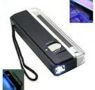 UV Light Note Checker Handheld Forged Money Detector