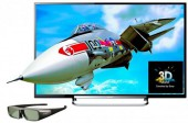 Sony 3D Android 55'' TV Bravia W800C Full HD Wi-Fi X-Reality