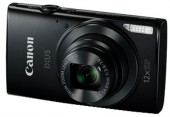 Canon Compact Digital Camera IXUS 170 20MP 12x Optical Zoom