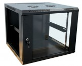 Safecage 6U Network Server Cabinet Rack Wall Mount SCW-E6406