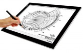 "Huion A2 LED Light Pad 26.8"" Drawing Tracing Stencil Board"