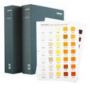 Pantone FHIC400 Textile Color Guide Book TCX Cotton Chip
