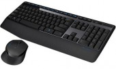 Logitech Combo Wireless Keyboard and Optical Mouse MK345