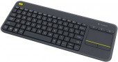 Logitech K400 Wireless Multimedia Keyboard with Touchpad