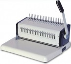 Spiral Binding Machine S900 A4 Steal Manual Punch