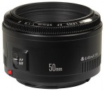 Canon EF 50mm f/1.8 II Prime Lens
