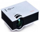 Unic UC40 Portable 3D LCD Projector 800 Lumens 800 x 480p
