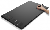 Huion Giano WH1409 Graphics Pen Tablet 12 Key Wireless