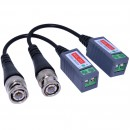 NVL CCTV Video Balun Coax-UTP AHD/ TVI/ CVI Supported