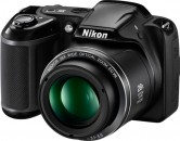 Nikon Coolpix L340 28x Super Zoom Compact Digital Camera