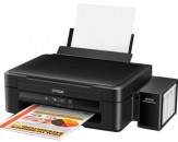 Epson L220 27PPM USB A4 Multifunction Color Ink Printer