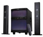 F&D T-200X 2:1 Bluetooth Soundbar System Multi-Color LED