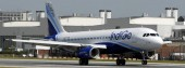 Kolkata to Srinagar One Way Air Ticket by Indigo Air