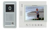 Video Door Phone 7-Inch Waterproof Outdoor Unit ZDL-980C83R